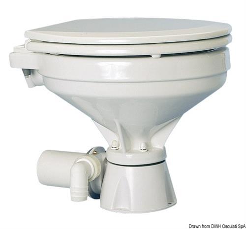 WC a depressione Comfort 24 V  [OSCULATI]