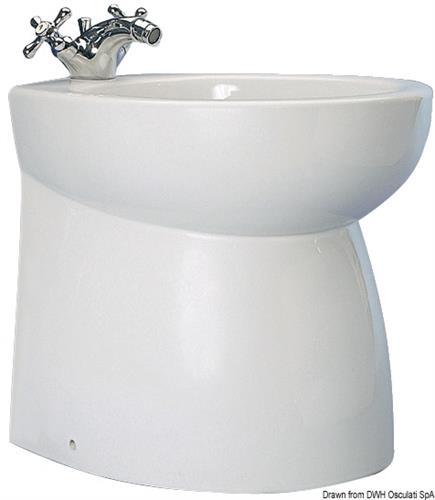Bidet ceramica alto diritto  [OSCULATI]