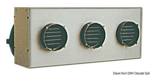 Riscaldatore centralizzato 12V