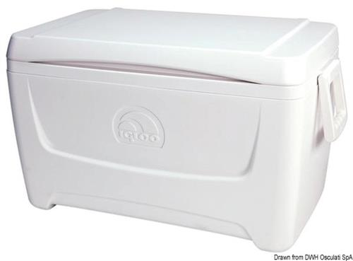 Ghiacciaia portatile IGLOO da 45 lt modello MARINE BREEZE [OSCULATI]