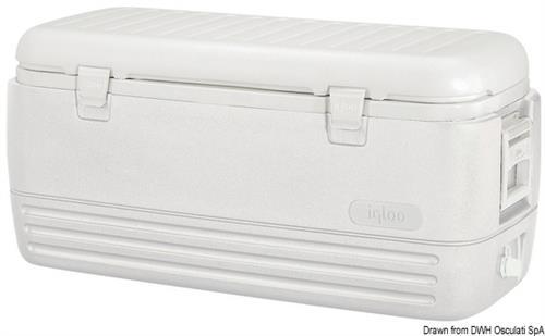Ghiacciaia portatile Polar 114 lt IGLOO  [OSCULATI]