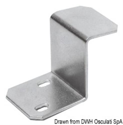 Staffa in acciaio inox per fissaggio serbatoio [OSCULATI]