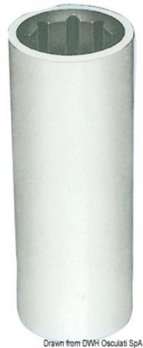 Boccola per linee d'asse per scafi in lega leggera mm 40  [OSCULATI]