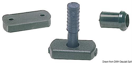 Boccola di riduzione per tubi 17mm  [OSCULATI]