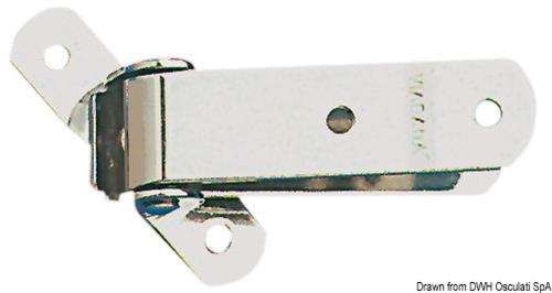 Stick di prolunga barra timone in acciaio inox [OSCULATI]