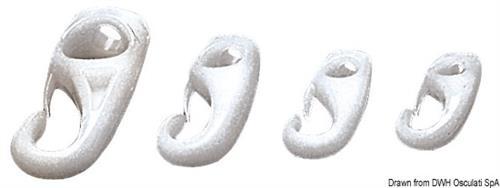 Gancio nylon a nodo mm 10  [OSCULATI]