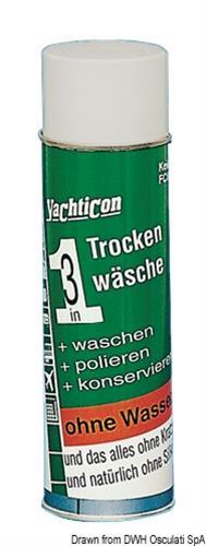 Schiuma detergente 3 in 1 YACHTICON [OSCULATI]
