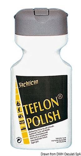 Pulente a base di teflon Yacthicon