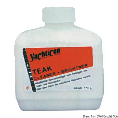 Pulitore e rigeneratore per Teak YACHTICON [OSCULATI]