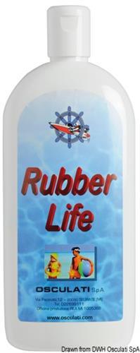 Liquido siggillante e rigenerante Rubber Life 500 ml  [OSCULATI]