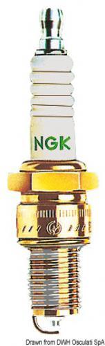 Candela NGK BKR7EKU