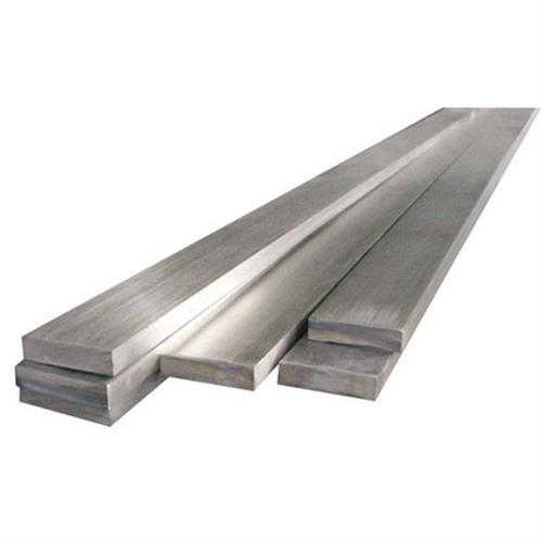 Piatto inox larghezza 80 mm spessore 4 mm (opaco) - AISI 304