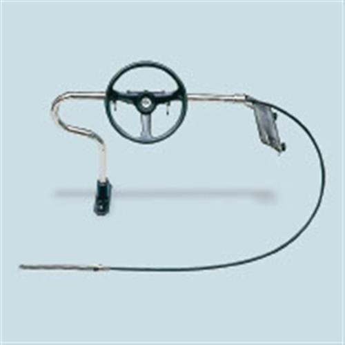 Supporto a semiponte in acciaio inox S.100 [MAVIMARE]