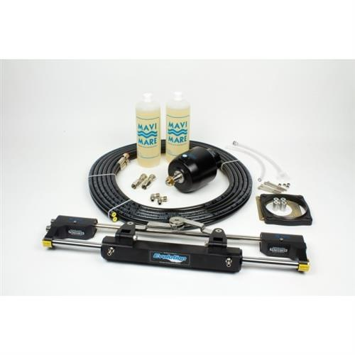 Kit Timoneria idraulica per motori entrofuoribordo con cilindro extra corsa [MAVIMARE]