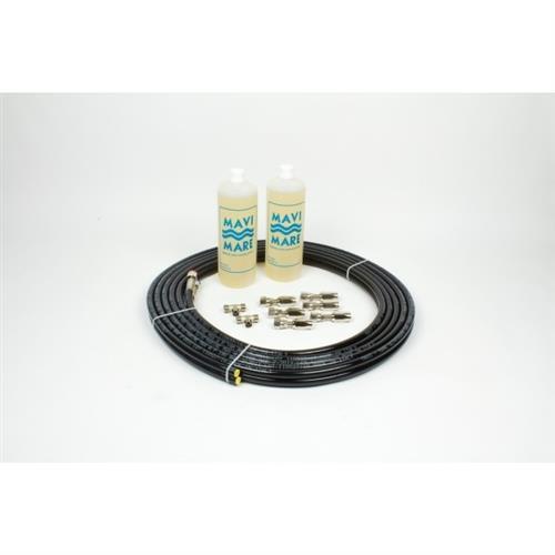 Kit tubi e raccordi per collegamento doppio cilindro cod.MAV-GM2-MRA03 [MAVIMARE]