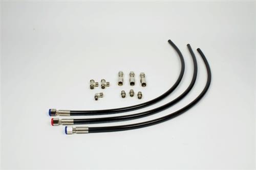 Kit tubi e raccordi per collegamento autopilota 0,8 mt [MAVIMARE]