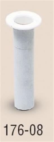 Portacanne in nylon bianco