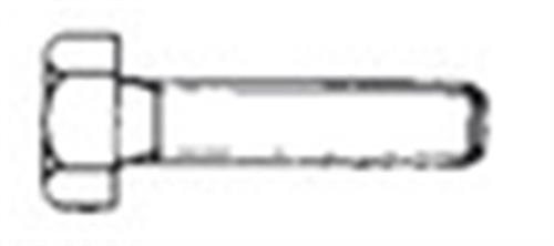 Bulloni 12x50 AISI 316 316.933/12X50 [OSCULATI]