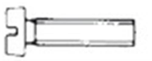 Metallo tc 4x25 AISI 316 316.84/4X25