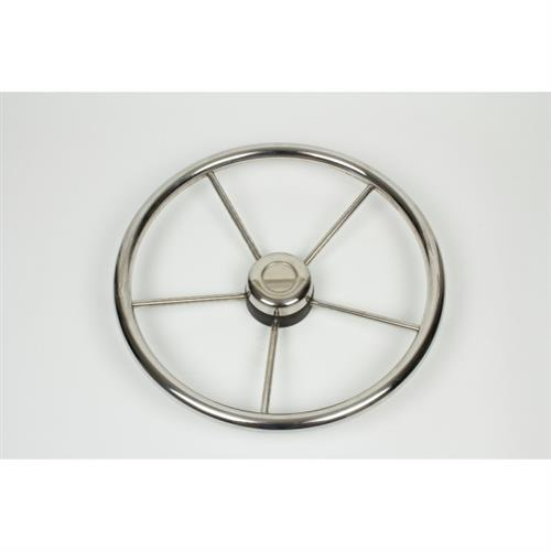 Volante inox Ø 430 [MAVIMARE]