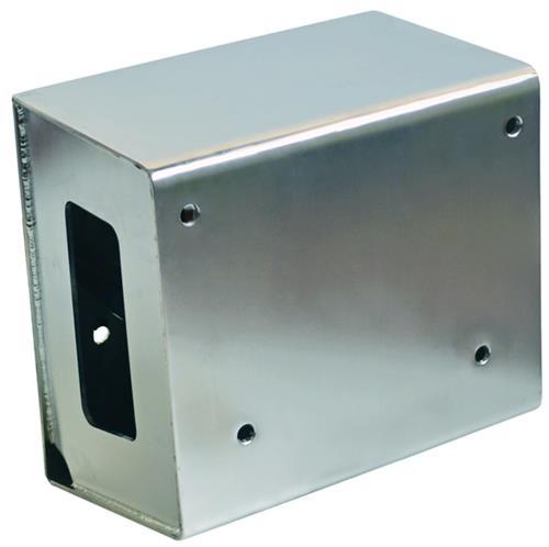 Bracket scatolato in acciaio inox [TR INOX]