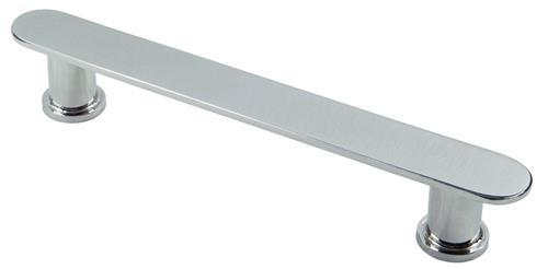 Maniglia in acciaio inox l.200 New
