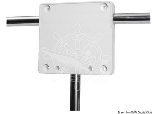 Tavoletta portamotore per pulpito [Osculati]