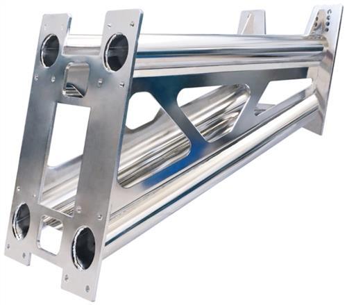 Bracket in acciaio inox per motori fino a 400 cv [TR Inox]