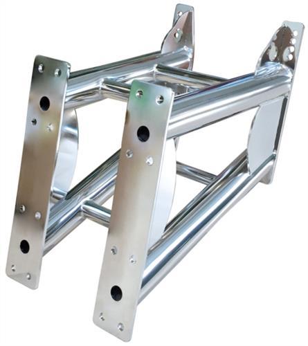 Bracket Universale in acciaio inox