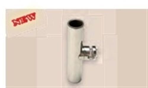 Portacanne orientabile in acciaio inox